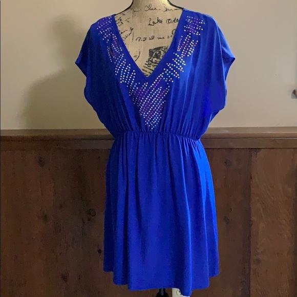 Petticoat Alley Dresses & Skirts - Silk dress